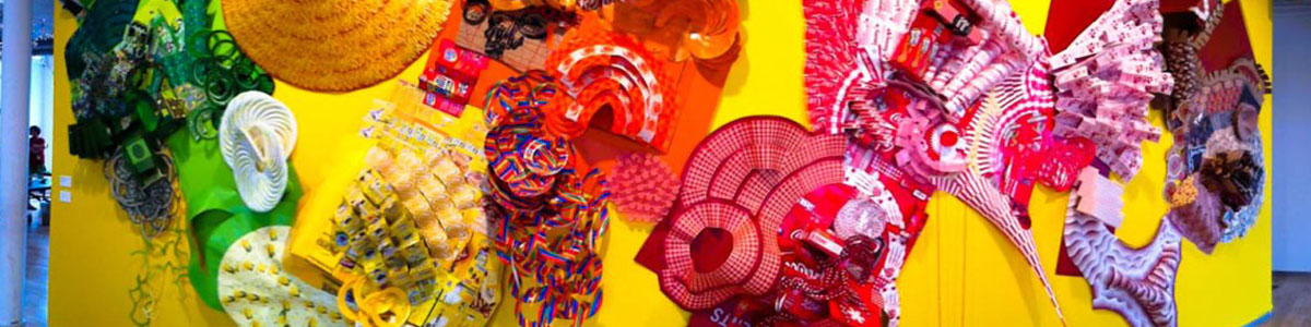 Image from an exhibition at Kidspace